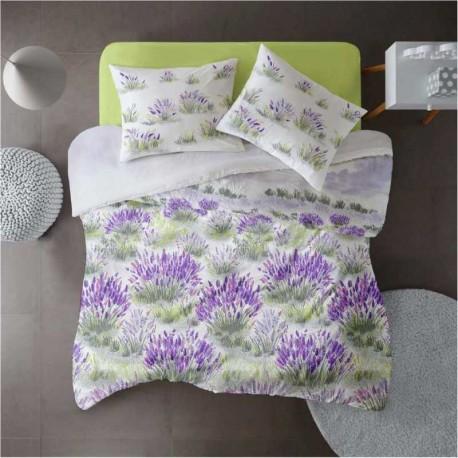 Lenjerie de pat bumbac Lavender