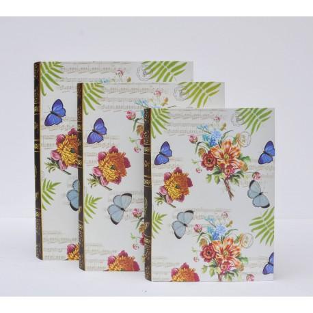 Cutii carte 3 buc