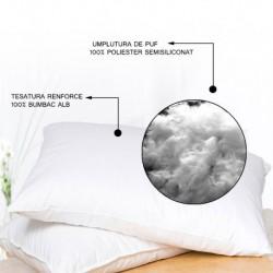 Perna pat puf siliconat antialergica Dorma