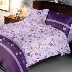 Lenjerie de pat bumbac Purple