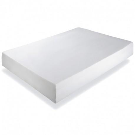 Cearsaf alb cu elastic