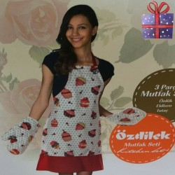 SET Sort & Manusa bucatarie Brownie