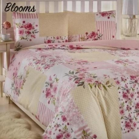Lenjerie de pat bumbac Blooms