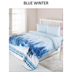Patura pat Blue Winter