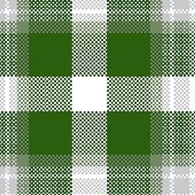 Imprimeu Scotish Verde